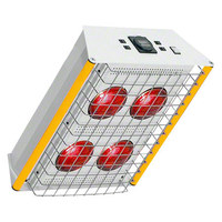 Rotlichtstrahler TGS Therm 4 Deckenmodell inkl. Deckenarm