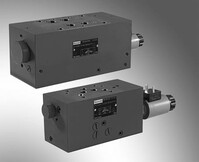 Bosch Rexroth M-Z4SEH16E2X/3CG24XTK4/N Directional poppet valve