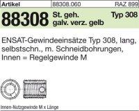 ENSAT-Gewindeeinsätze M4x8