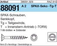 ABC-SPAX-S Seko Tg-T 4x45/30-T20