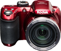 Kodak Astro Zoom AZ401 Brückenkamera 16,15 MP CCD 4608 x 3456 Pixel 1/2.3 Zoll Rot