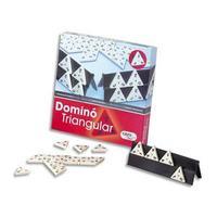 Jeu des dominos triangulaires