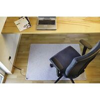 Anti-static floor protection mat