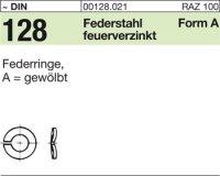 Federringe A20