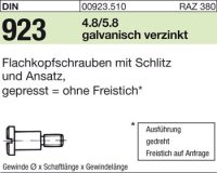 DIN923 M5x6x7,0