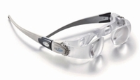 Magnifying spectacles maxDETAIL Type maxDETAIL Working Distance 400 mm Magnification 2x/±3dpt Weight 49 g