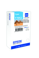 Epson WP4000/4500 Series Ink Cartridge XXL Cyan 3.4k