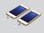 USB Daten- und Ladekabel für iPhone™, iPad™, iPod™ 1 m weiß mit LED Anzeige, Delock® [83772]