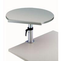 Ergonomikus asztali tartó