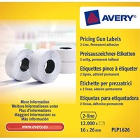AVE B/10 RLX 1200 ETIQ BLC 26X16 PLP1626