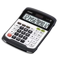 CASIO Calculatrice maxi bureau étanche eau et poussiere 12 chiffres WD-320MT