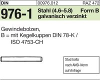 Gewindebolzen BM12x130