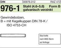 Gewindebolzen BM10x60