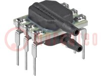 Sensor: presión; Campo:0÷5 psi; patrón; Conf.sal: I2C; Ualim:5VCC
