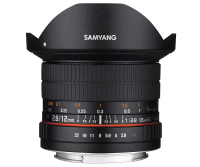 Samyang 12mm F2.8 ED AS NCS SLR Schwarz