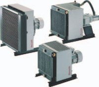 Bosch Rexroth KOL8D-2X/R-L/M Oil/air cooler