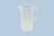 Messkanne (PP) 250 ml geschlossener Griff
