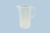 Odmerná kanva (PP) 250ml, uzatvorené držadlo