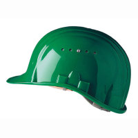 Sicherheitshelm Schuberth Bauschutzhelm Baumeister 80. 6-Punkt-Gurtband, 6 Farben Version: 05 - grün