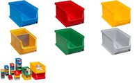 allit Sichtlagerkasten ProfiPlus Box 3, aus PP, blau (71510020)