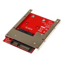 StarTech.com mSATA SSD naar 2,5 inch SATA-adapter / converter