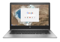 "HP Chromebook 13 G1 Zilver 33,8 cm (13.3"") 3200 x 1800 Pixels Touchscreen Intel® Core™ M 4 GB LPDDR3-SDRAM 32 GB eMMC Chrome OS"