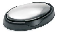 Blomus Stainless steel soap The stailess steel soap removes odours from your