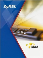 Zyxel iCard 5 to 25 SSL VPN tunnels for ZyWALL USG 1000