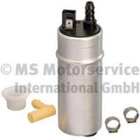 Kraftstoffpumpe (Anschlussanzahl 1, Druck [bar] 0,5bar, Länge 138mm, Ø 43mm, D1 9mm, Druck [psi] 7,25psi ) für AUDI, SKODA, VW
