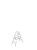 Profi-Doppelstufenleiter, Hailo ProfiLine D 250, 2x4 Stufen Bild 1