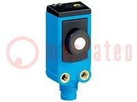Sensor: ultrasonic; Range:13÷150mm; PNP / NO / NC; Usup:20÷30VDC