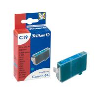Tintenpatrone C19, cyan
