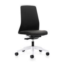 Otočná židle pro operátory EVERY, bílé opěradlo Chillback