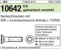 ISO10642 M4x20-T20