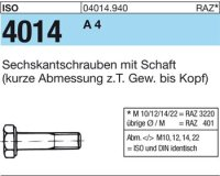 ISO4014 M10x75