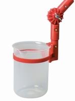 2000ml Angular sample beakers angled for TeleScoop PP Material PP