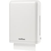 Satino Handtuchspender 331010 440x330x150mm Kunststoff weiß