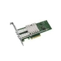 Lenovo ThinkServer X520-DA2 PCIe SFP+-Adapter von Intel, 2Anschlüsse, 10Gbps Ethernet Bild 1