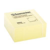 Soennecken Haftnotizwürfel 75 x 75 mm (B x H) gelb 400 Bl.