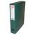5 ETOILES Boîte de classement dos de 6 cm, en polypropylène 7/10e vert