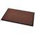 3M Tapis d'accueil Aqua Nomad 45 brun double fibre gratante - Format : 90 x 60 cm épaisseur 5,6 mm 45009
