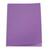 5 ETOILES Paquet de 100 chemises carte recycl�e 180 grammes coloris lilas