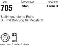 Stellringe B8x16x8