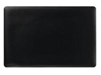 Durable 710201 desk pad Black