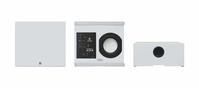 Kramer Electronics Tavor 8-Sub 50 W Czarny, Biały