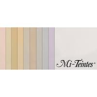 CANSON Manipack 10 feuilles MI-TEINTES® 50X65 160g couleurs pastel