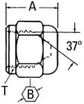 AEROQUIP 210292-6S