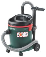 Metabo ASA 32 L Drum vacuum cleaner 32L 1200W fekete, zöld
