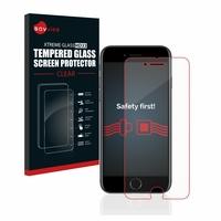 Savvies® Xtreme Glass HD33 Clear Panzerglasfolie für Apple iPhone 7