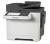 Lexmark CX510de - Multifunktion (Faxgerät/Kopierer/Drucker/Scanner) - Farbe, Laser, Duplex, USB 2.0, Gigabit LAN Bild 2